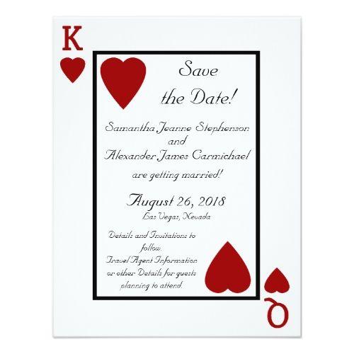 покана карти за игра