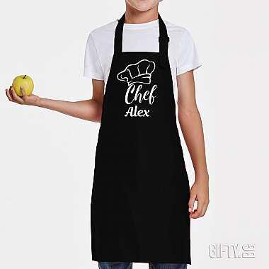 Детска престилка за готвене