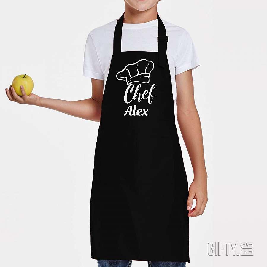 Детска престилка за готвене предложена от Gifty.bg
