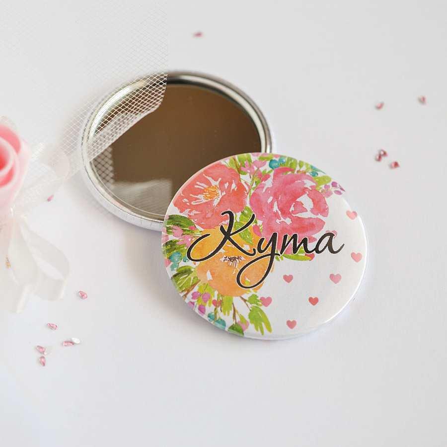 Огледало подарък за кума на сватба за подарък в Gifty.BG