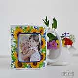 Чаша най-добрата баба на света за подарък на жена в Gifty.BG
