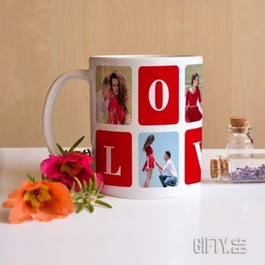 Чаша за кафе със снимка идея за подарък