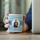 Фото чаша подарък за баща за подарък в Gifty.BG