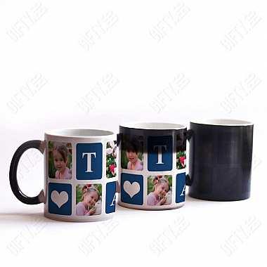 Магическа (термо) чаша със снимки - подарък за мъж или жена за подарък в Gifty.BG