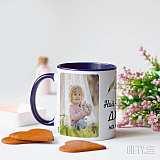 Персонализирана чаша със снимки за подарък - Gifty.BG