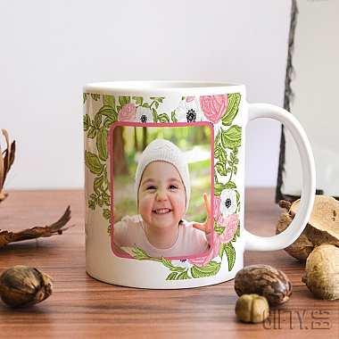 Подарък чаша за мама и баба за 8 Март