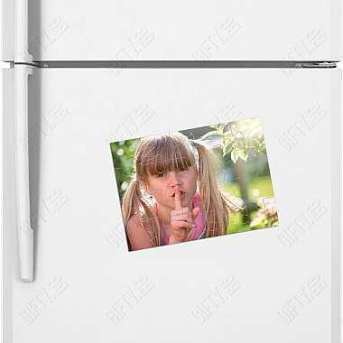 Магнитен пъзел със снимка  подходящ за хладилник - 20 части за подарък в Gifty.BG