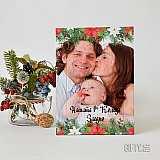 Нашата първа Коледа заедно - пъзел със снимка