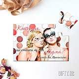 Пъзел покана по поръчка за кумуване на сватба| Gifty